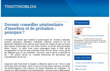 http://tinotinoblog.over-blog.com/article-devenir-conseiller-penitentiaire-d-insertion-et-de-probation-pourquoi-109313356.html