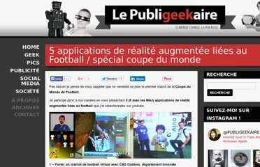 http://publigeekaire.com/2010/06/5-applications-de-realite-augmentee-liees-au-football-special-coupe-du-monde/