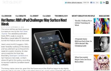 http://www.fastcompany.com/1690526/hot-rumor-rims-ipad-challenger-may-surface-next-week