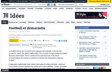 http://www.lemonde.fr/idees/article/2010/06/11/football-et-democratie_1370647_3232.html
