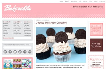 http://www.bakerella.com/cookies-and-cream-cupcakes/