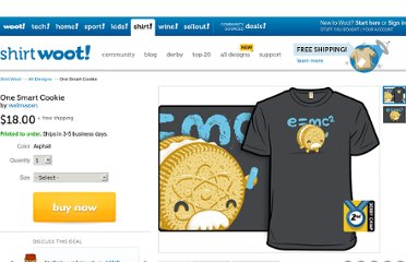 http://shirt.woot.com/offers/one-smart-cookie