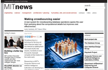 http://web.mit.edu/newsoffice/2012/making-crowdsourcing-easier.html