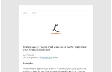 http://lud.icro.us/post-twitter-updates-from-firefox/
