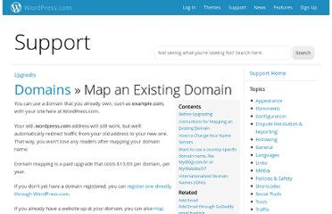 http://en.support.wordpress.com/domains/map-existing-domain/
