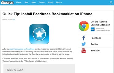 http://isource.com/2012/09/03/quick-tip-install-pearltrees-bookmarklet-on-iphone/