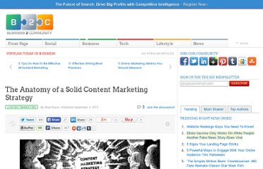 http://www.business2community.com/content-marketing/the-anatomy-of-a-solid-content-marketing-strategy-0264741