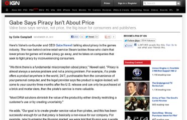 http://www.ign.com/articles/2011/11/25/gabe-says-piracy-isnt-about-price