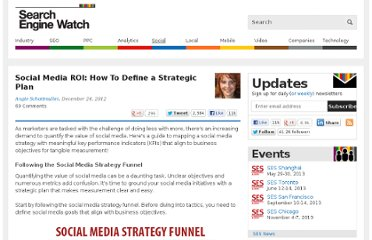 http://searchenginewatch.com/article/2202307/Social-Media-ROI-How-To-Define-a-Strategic-Plan