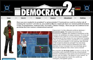 http://positech.co.uk/democracy2/index.html