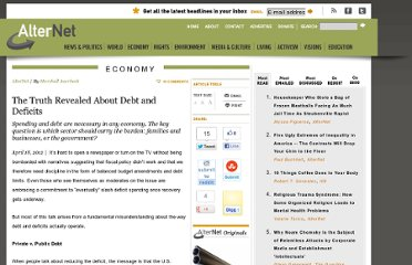 http://www.alternet.org/story/155040/the_truth_revealed_about_debt_and_deficits