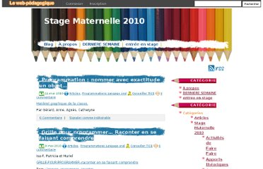 http://lewebpedagogique.com/stagematroanne/category/programmations-langage-oral/