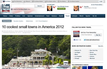 http://www.foxnews.com/travel/2012/09/05/10-coolest-small-towns-in-america-2012/