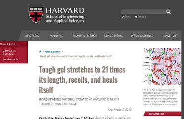 http://www.seas.harvard.edu/news-events/press-releases/tough-gel-stretches-to-21-times-its-length