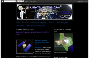 http://lightsinthetexassky.blogspot.com/2010/06/japanese-hayabusa-asteroid-mission-back.html