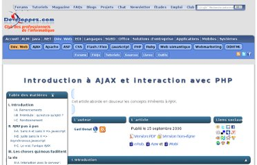 http://gael-donat.developpez.com/web/intro-ajax/