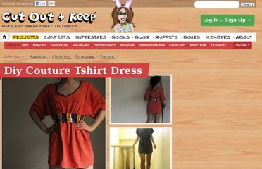http://www.cutoutandkeep.net/projects/diy-couture-tshirt-dress