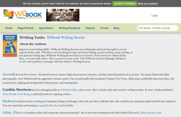 http://www.webook.com/WritingTips/AboutTheAuthors