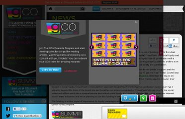http://www.gamification.co/2011/09/19/social-loyalty-platform-crowdtwist-raises-6m/