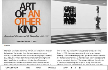 http://web.guggenheim.org/exhibitions/anotherkind/indexie.html