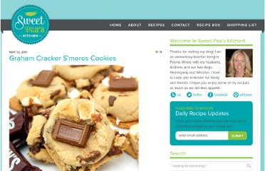 http://sweetpeaskitchen.com/2011/05/graham-cracker-smores-cookies/