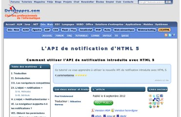 http://paulund.developpez.com/tutoriels/html/api-notification/