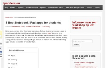 http://ipadders.eu/5-best-notebook-ipad-apps-for-students/