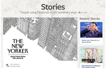 http://www.facebookstories.com/stories/40/selections-from-the-archive-the-new-yorker