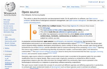 http://en.wikipedia.org/wiki/Open_source