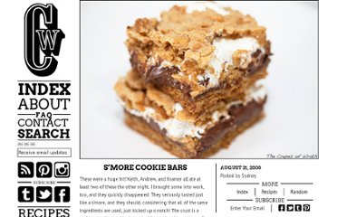http://crepesofwrath.net/2008/08/21/smore-cookie-bars/
