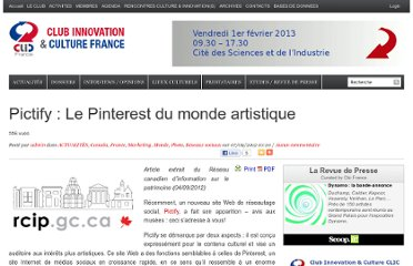http://www.club-innovation-culture.fr/pictify-le-pinterest-du-monde-artistique/