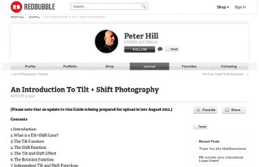 http://www.redbubble.com/people/peterh111/journal/5713153-an-introduction-to-tilt-shift-photography