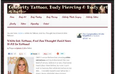 http://www.mybodydecor.com/840/white-ink-tattoos/