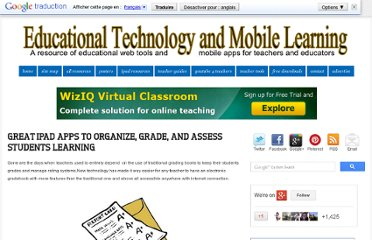 http://www.educatorstechnology.com/2012/09/great-ipad-apps-to-organize-grade-and.html