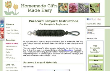 lanyard cobra stitch instructions