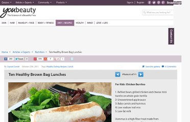 http://www.youbeauty.com/nutrition/galleries/ten-healthy-brown-bag-lunches#6