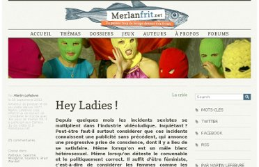 http://www.merlanfrit.net/Hey-Ladies