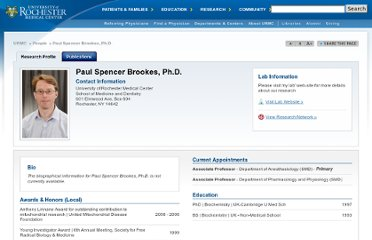 https://www.urmc.rochester.edu/people/23781238-paul-spencer-brookes