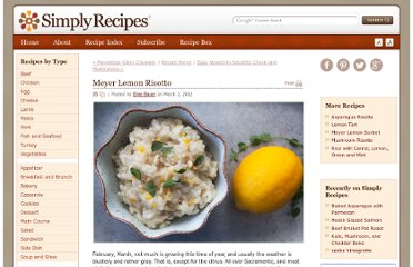 http://www.simplyrecipes.com/recipes/meyer_lemon_risotto/