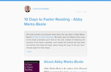 http://personalmba.com/10-days-to-faster-reading/