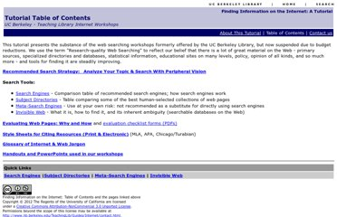http://www.lib.berkeley.edu/TeachingLib/Guides/Internet/FindInfo.html