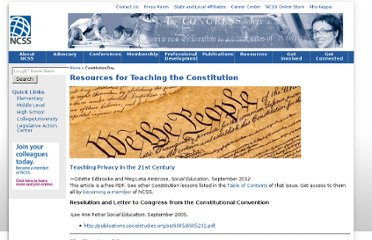 http://www.socialstudies.org/resources/constitution