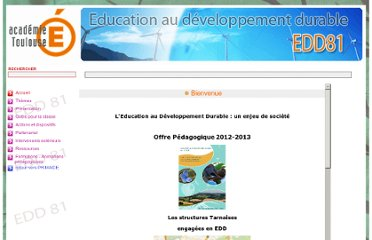 http://pedagogie.ac-toulouse.fr/educ-envir81/sites81/index.php