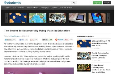 http://edudemic.com/2012/09/ipad-secret-education/