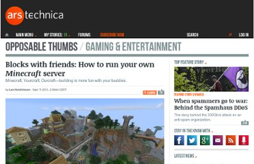 http://arstechnica.com/gaming/2012/09/blocks-with-friends-how-to-run-your-own-minecraft-server/