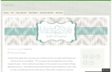 http://made2style.com/2012/02/22/diy-roman-shades/