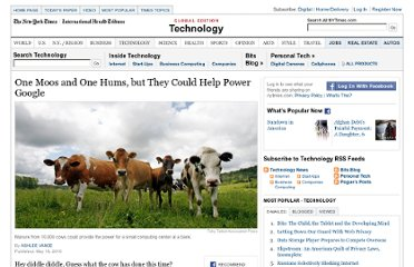 http://www.nytimes.com/2010/05/19/technology/19cows.html