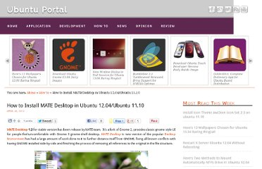 http://ubuntuportal.com/2012/04/how-to-install-mate-desktop-in-ubuntu-12-04ubuntu-11-10.html