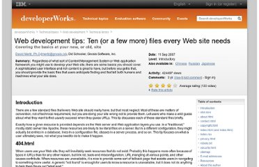 http://www.ibm.com/developerworks/web/library/wa-webfiles/