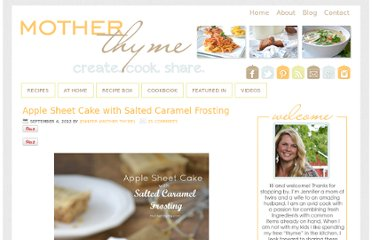 http://www.motherthyme.com/2012/09/apple-sheet-cake-with-salted-caramel.html